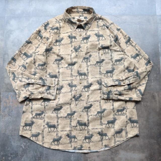 Wool Rich animaru design shirt