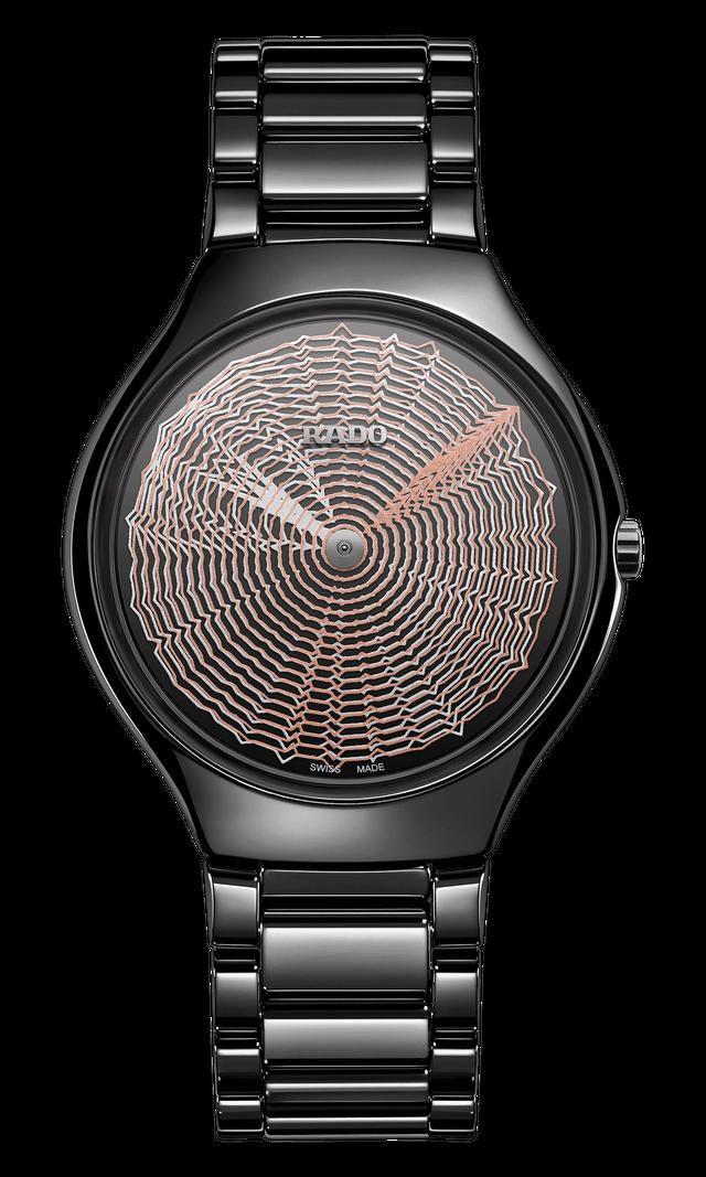 【RADO ラドー】True Thinline DEEP WEB シンライン ディープウェブ 1001本限定品 / スイスメイド腕時計