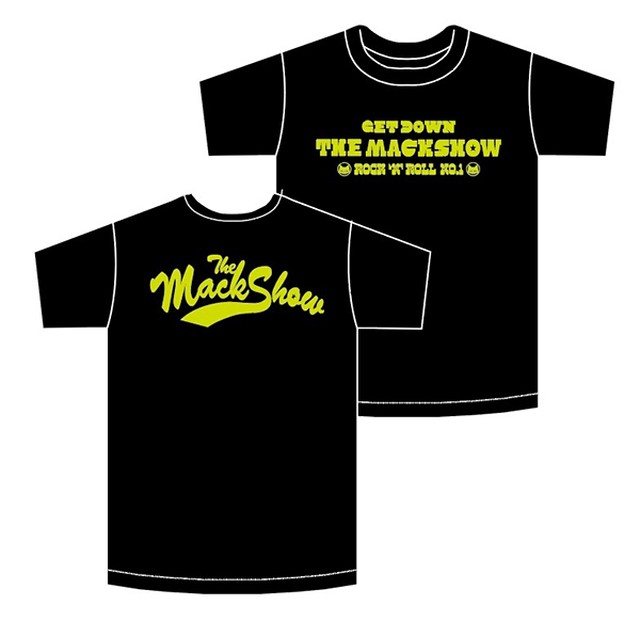 THE MACKSHOW ROCK'N'ROLL NO1 ティーシャツ