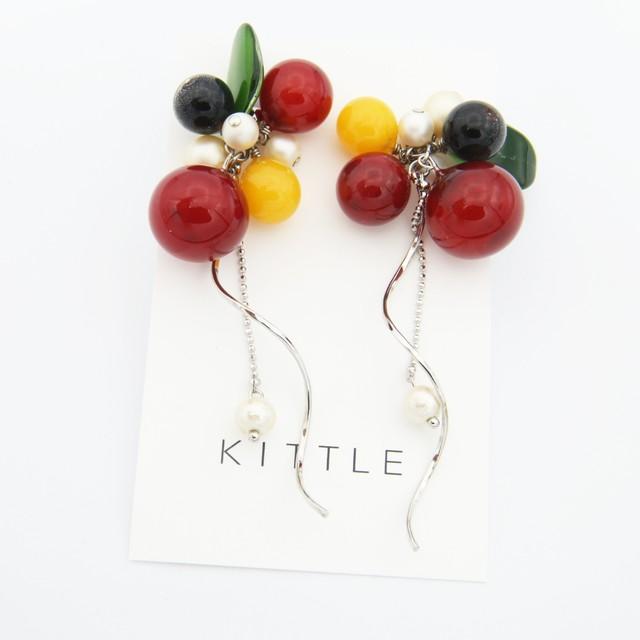 KITTLE/キトル/フルーツMIX②/ピアス70