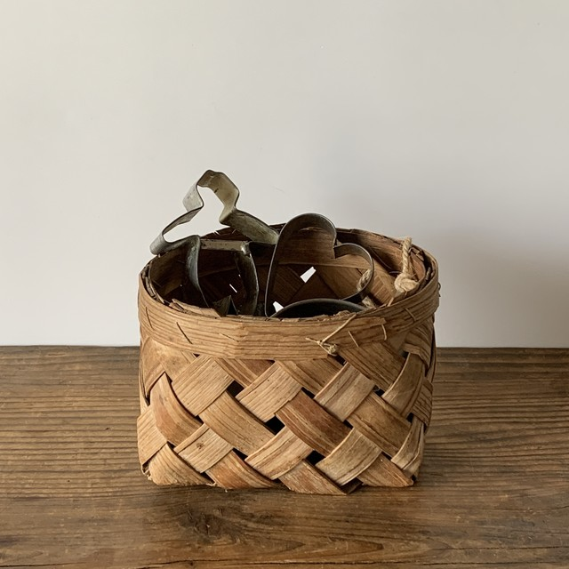 Basket, Cookie Cutter & Muffin Mold