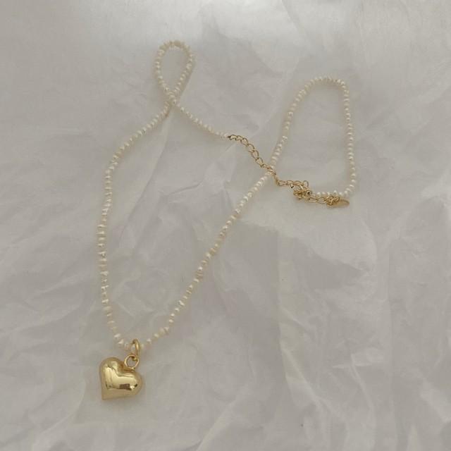 heart pearl