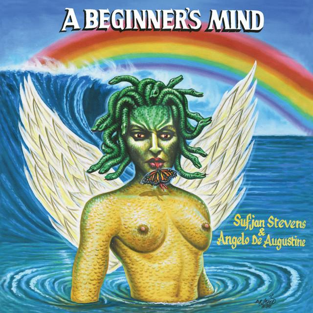 Sufjan Stevens & Angelo De Augustine / A Beginner's Mind(Ltd  Gold LP)