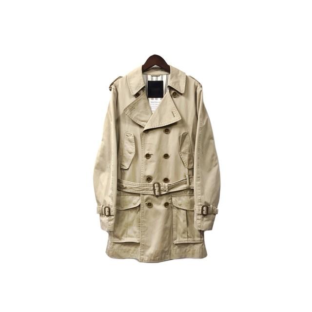 Sasquatch Fabrix. - Trench Coat (size M)¥16500+tax