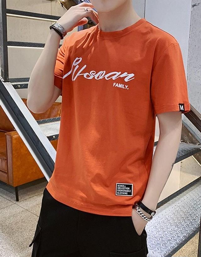 Tシャツ メンズ 半袖 カットソー|全国送料無料! ma0074