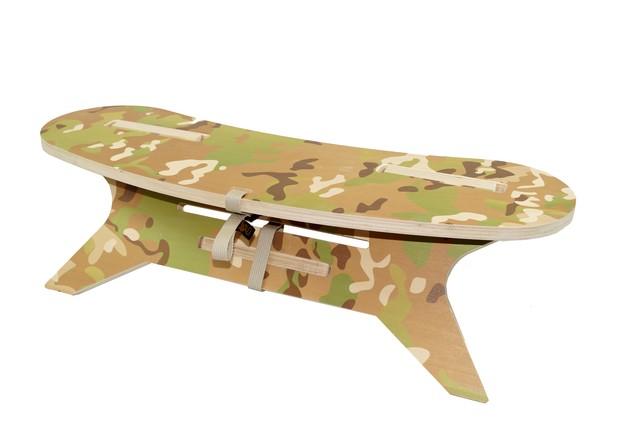 Oak standard folding Low table オーク スタンダード 折り畳み ローテーブルキャンプ オーパーツ