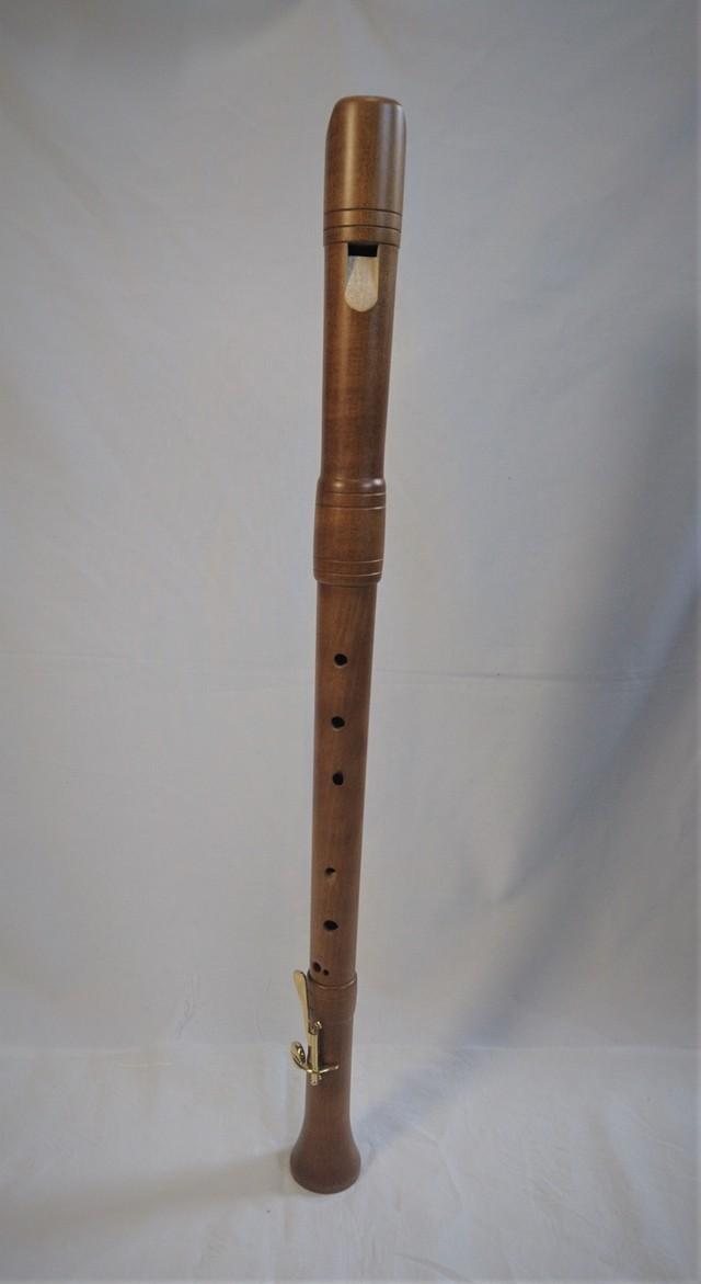 [中古]木製テナーリコーダー2000B ゼンオン