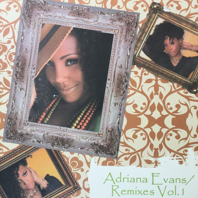 Adriana Evans ‎– OP Remixes Vol.1