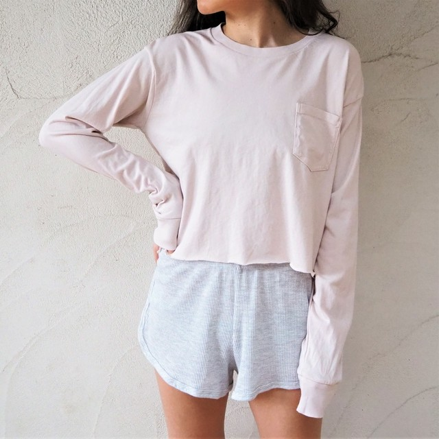《Brandy Melville》Pocket L/Tee