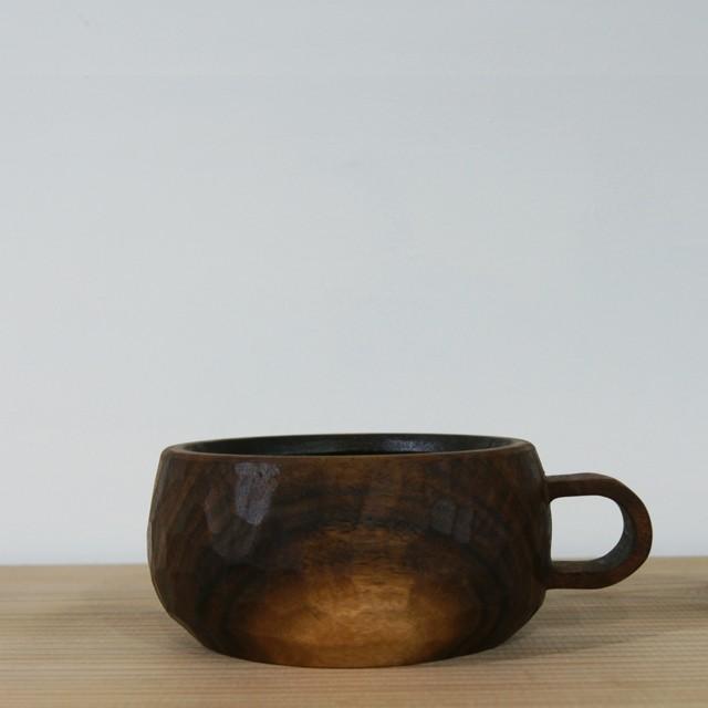 たま木工 スープカップ 相思樹