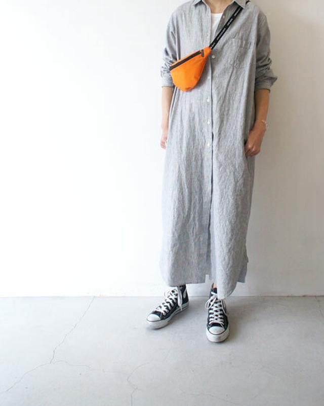 WASHI MIX KNIT ONE-PIECE / SALT + JAPAN