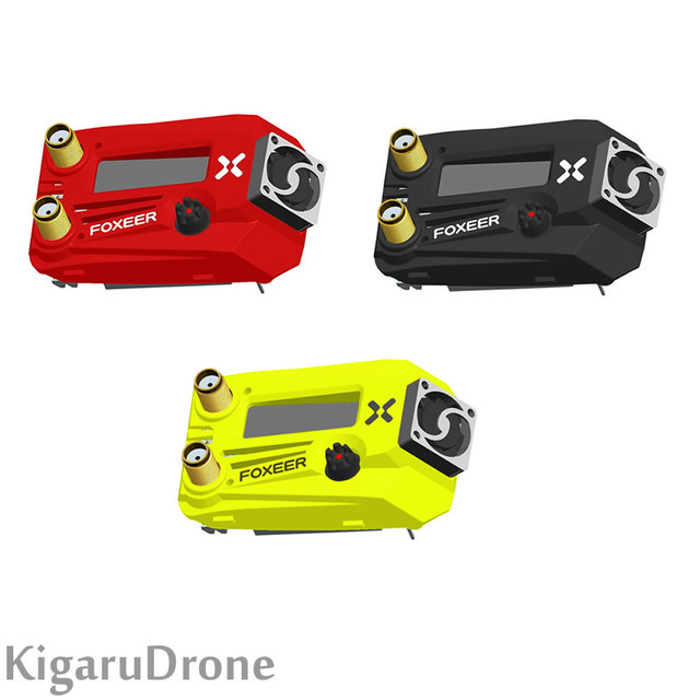 Foxeer Wildfire 5.8G Goggle Dual Receiver Fatshark FPVゴーグル対応