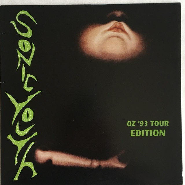 【12inch・米盤】Sonic Youth  /  Whore's Moaning: Oz '93 Tour Edition