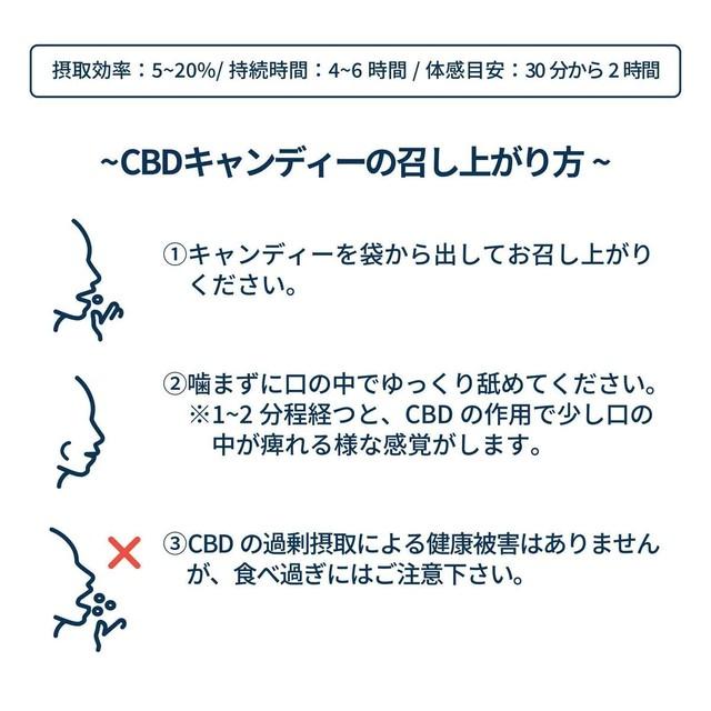 チルスナックCANDY・Conscious(CBD100mg・マスカット味)