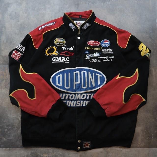 Jeff Hamilton Racing jacket