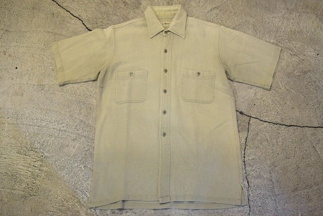 USED L.L.Bean Cool Weave S 90s  S0448