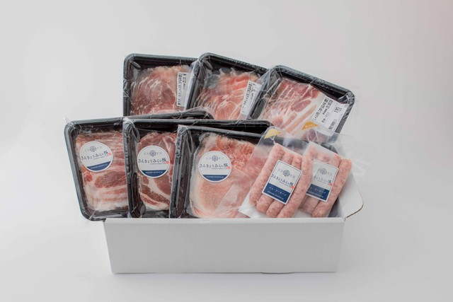 【お得】夏にもおいしい 豚しゃぶセット