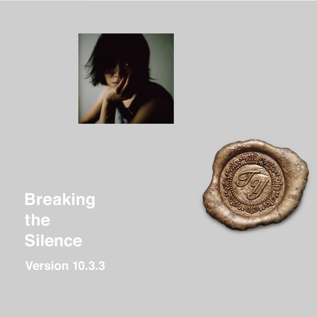 [CD] Toshiyuki Yasuda: Breaking the Silence (Version 10.3.3) (White × Moss Green)