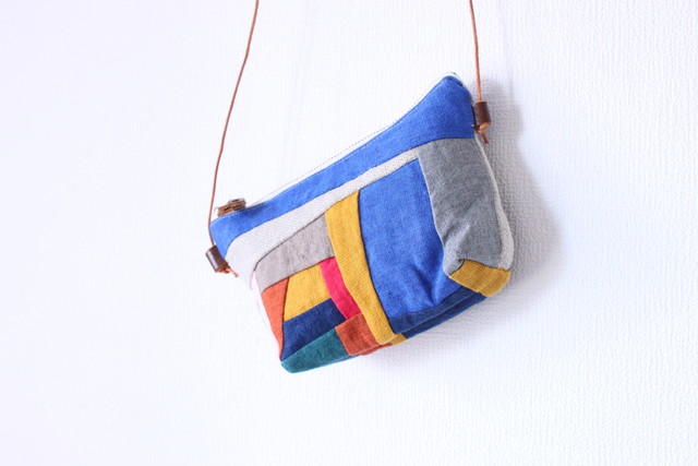 patchwork/ポシェットorポーチ