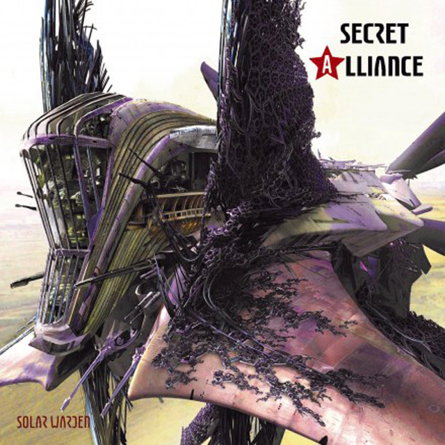 SECRET ALLIANCE『Solar Warden』CD