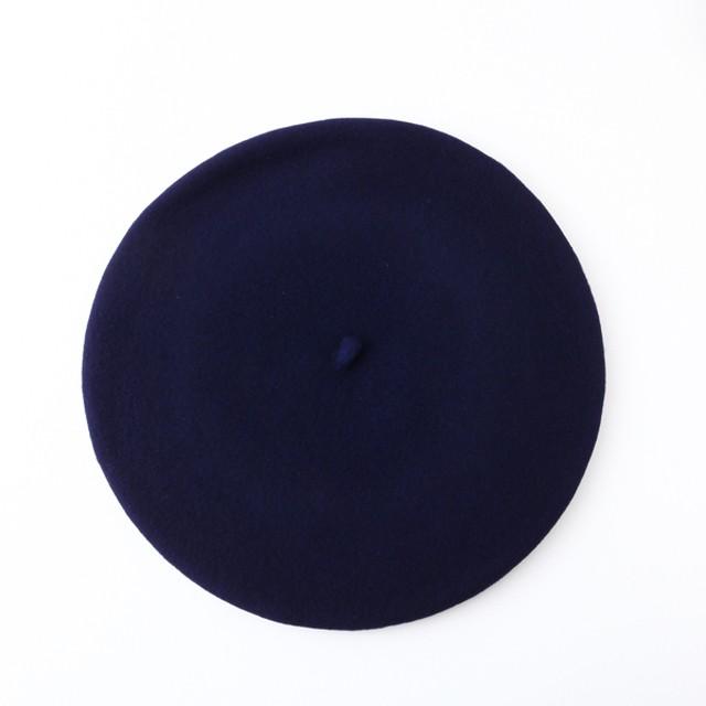バスク帽 NAVY(サイズ15)TDB-02