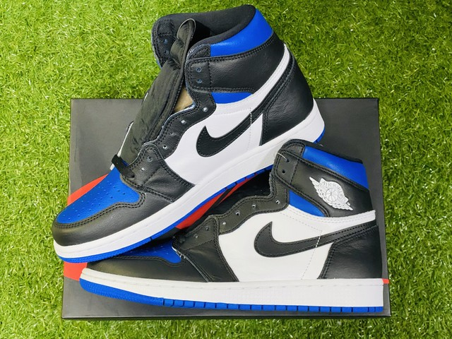 NIKE AIR JORDAN 1 RETRO HIGH OG ROYAL TOE 26.5cm 555088-041 200JF7505