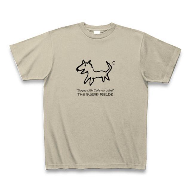 Tシャツ / THE SUGAR FIELDS / DOGGO / Color [Silver Gray]