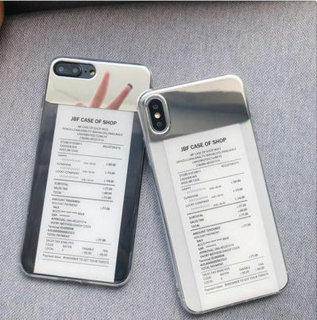 3:AM iPhoneケース ミラー付きデザイン