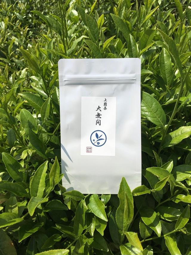 上煎茶「大無間」 100g