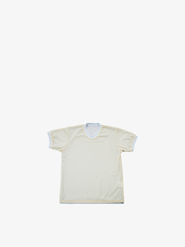 EZ DO by EACHTIME.  REVERSIBLE MESH V NECK