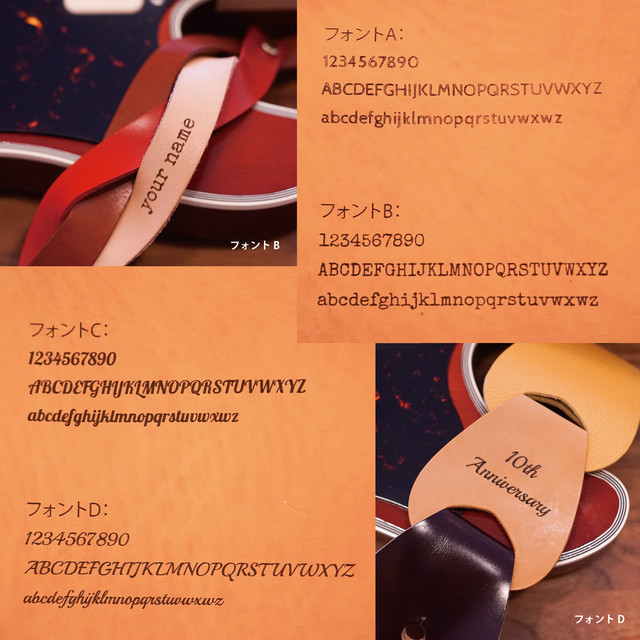 """Largo / Charcoal【""""頼りになる""""ギターストラップ】"""