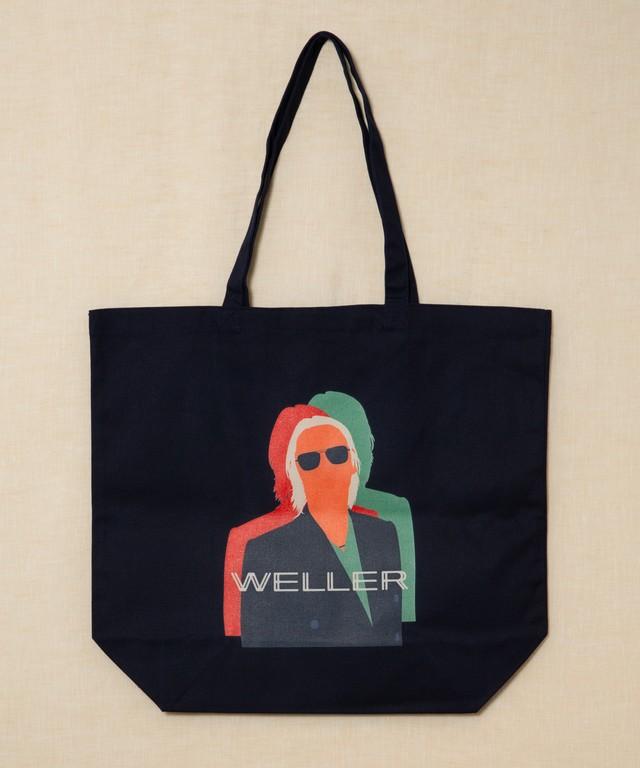PAUL WELLER(ポール・ウェラー)トートバッグ