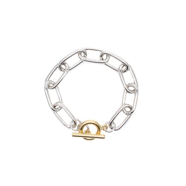 Ellipse Chain Bracelet エリプスチェーンブレスレット
