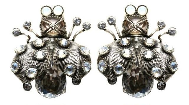 Laby bug earring stud ピアス149