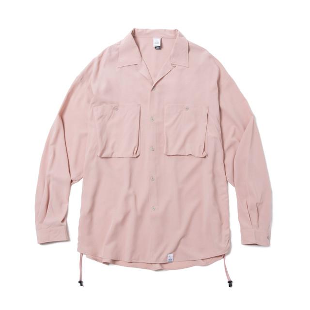 MAGIC STICK 80's Japanese YAKUZA Shirts PINK