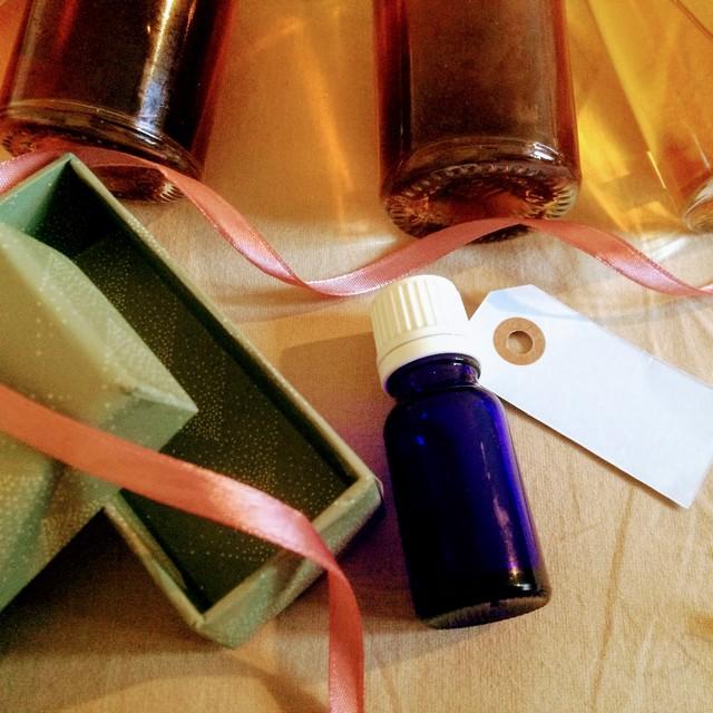 新年の願いを叶えるオーダーメイドアロマ香水10ml【送料込】