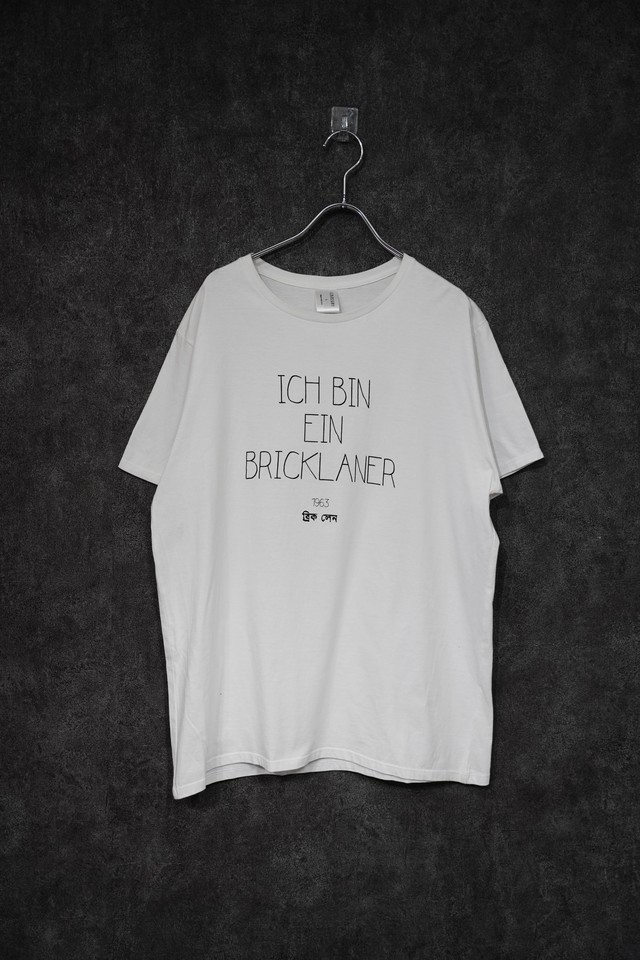 "【2021緊急事態延長SALE】 CIVISSUM T-shirts ""BRICKLYNER"""