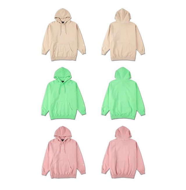 WDS HOODED ZIP UP JACKET