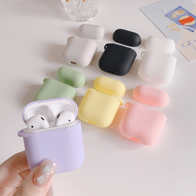 Candy color airpods1/2 case