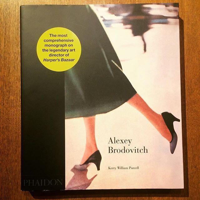デザインの本「Alexey Brodovitch」 - メイン画像