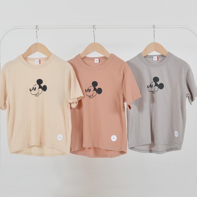FOV Mickey Tシャツ ミッキー(FOV×Disney) (S/M/L/XL/F) 600603 ※2枚までメール便可