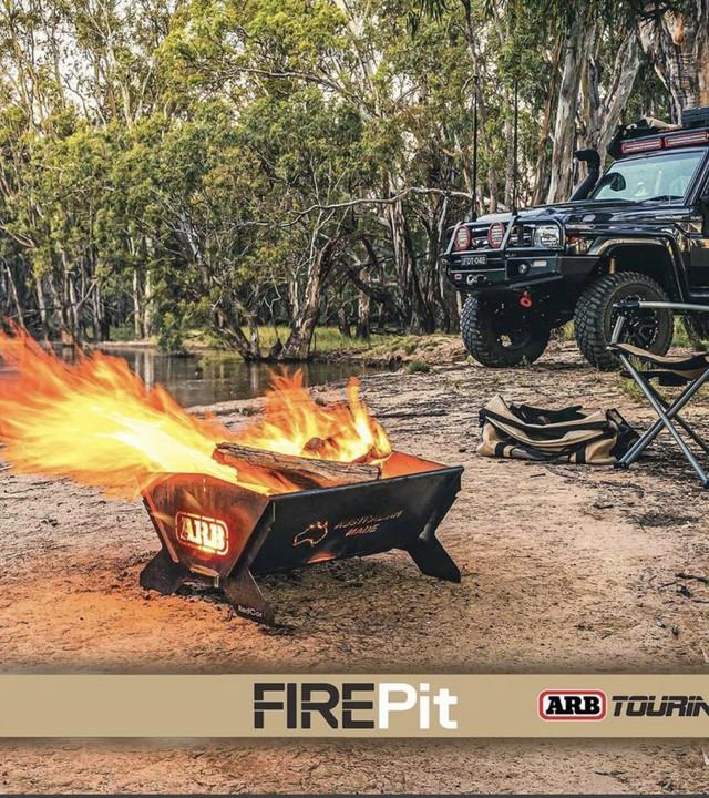 ARB Fire Pit  焚き火台  10500200