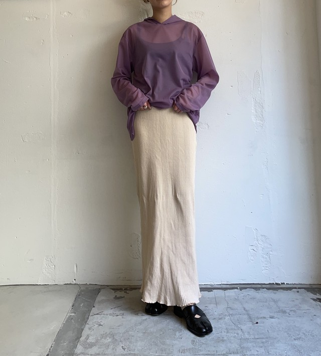 made in usa vintage cotton skirt