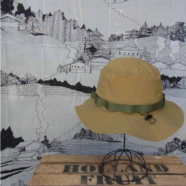 Strage Hat カーキ - メイン画像