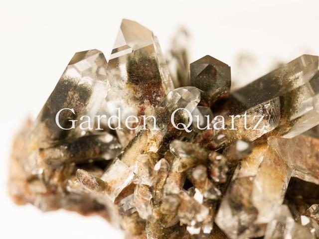【原石】ガーデンクォーツ/O201-5