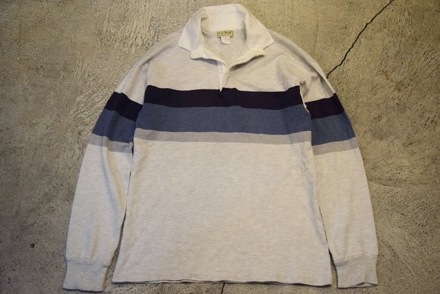 USED L.L.Bean Ruger shirt S 80s made in USA S0483