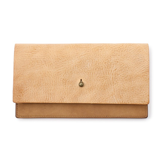 forme Long wallet Alaska beige