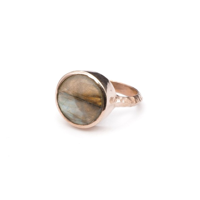 SINGLE STONE NON-ADJUSTABLE RING 011