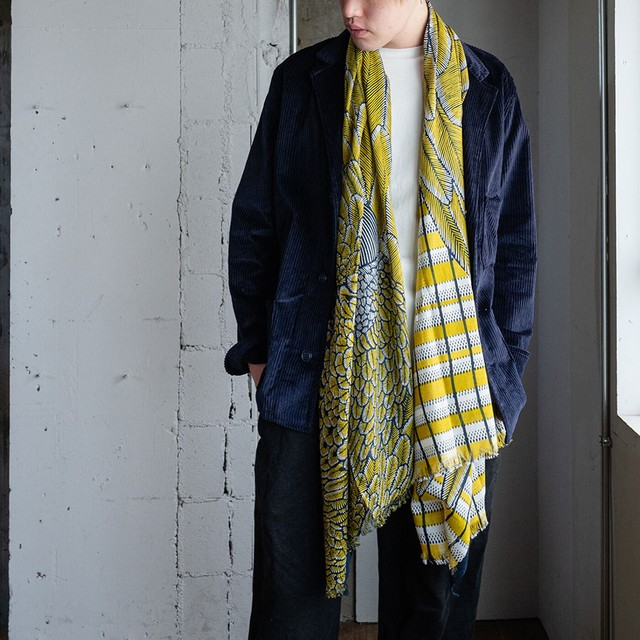 inouitoosh  France -bird Yellow×Navy-