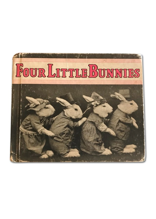 FOUR LITTLE BUNNIES